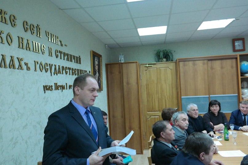 В прокуратуре Липецкой области обсудили вопросы социального партнерства по развитию в регионе спорта
