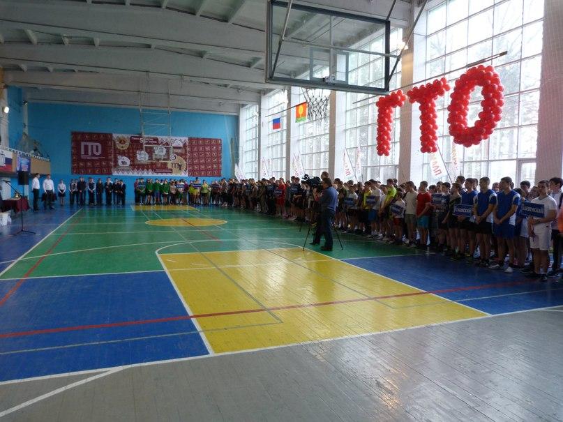 На Фестивале ГТО Липецкой области приняты первые тесты по русским городкам