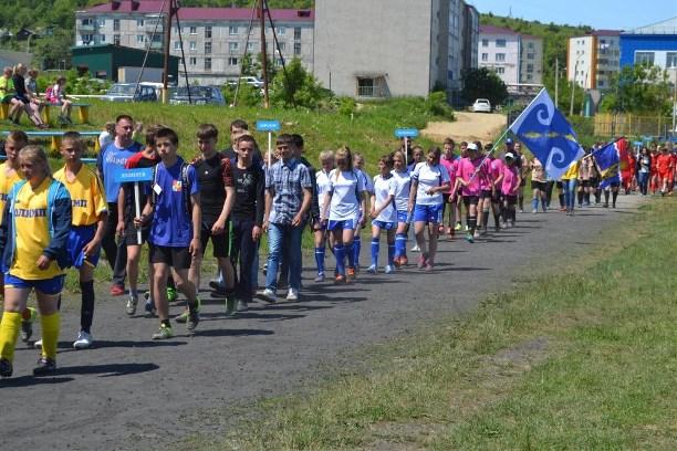 Турнир по футболу «Спорт против подворотни» прошёл на Сахалине