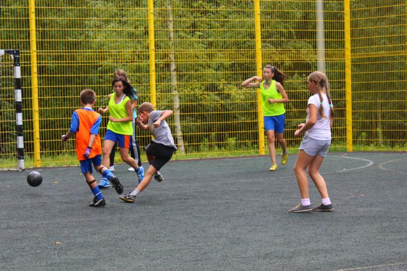 Рязанцы приняли участие в акции «Всероссийский день дворового спорта»