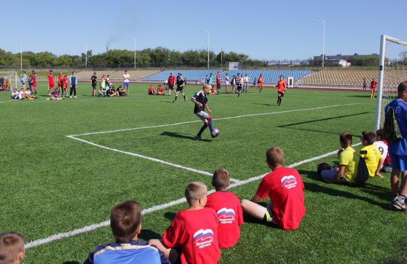 ЕАО впервые присоединилась к празднованию всероссийского Дня дворового спорта