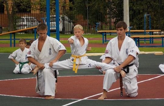 Более 20 спортивных турниров пройдет в Балашихе во Всероссийский день дворового спорта