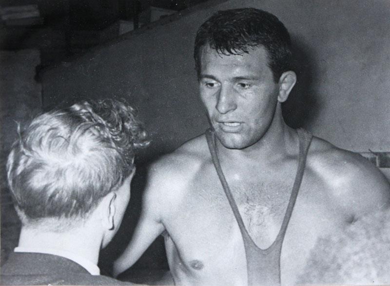 Александр Иваницкий, олимпийский чемпион Токио-1964: «сегодняшняя детвора не знает моего спорта»