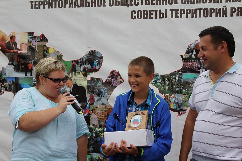 В Рязани созданы дворовые лиги городков и шахмат