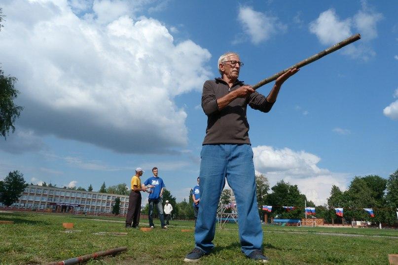 Первенство Лебедянского района по городошному спорту пройдёт 13 августа