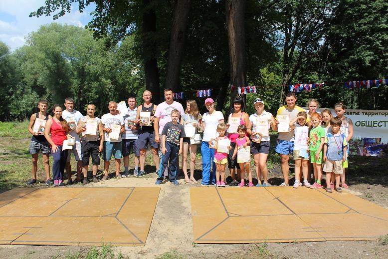 В Рязани создана Дворовая лига городошного спорта Рязанской области