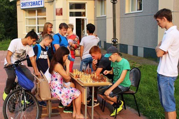 В Мурманской области пройдет акция «Всероссийский День дворового спорта»