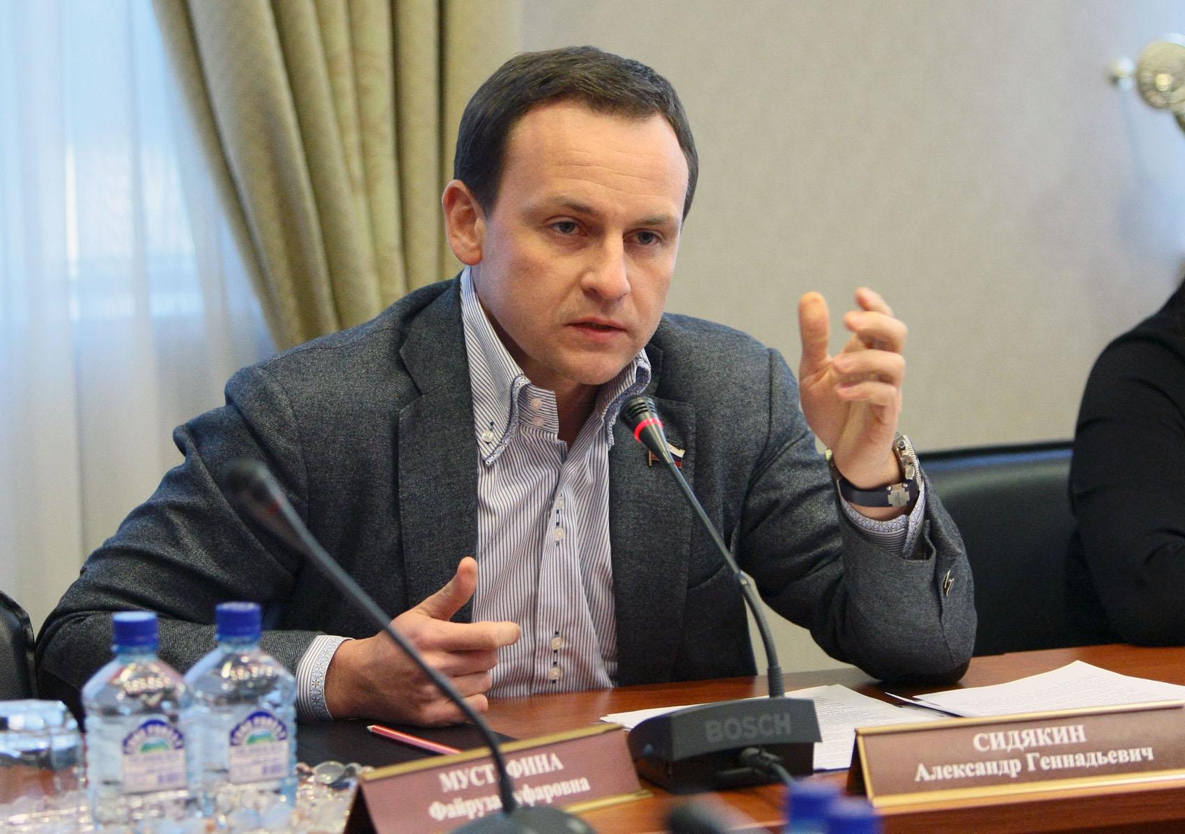 Александр Сидякин: «Путь в чемпионы лежит через дворовый спорт»