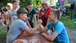 В Рязани дворовый спорт развивается как система на базе ТОС