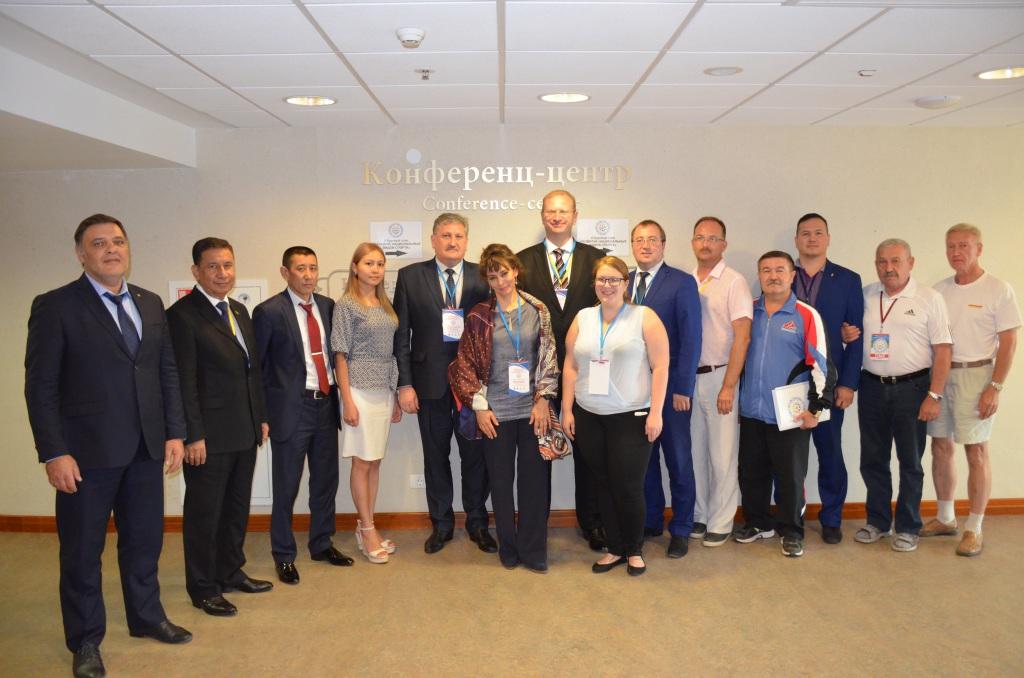 В Коми представители Кыргызстана и Туркменистана поделились опытом развития национального спорта