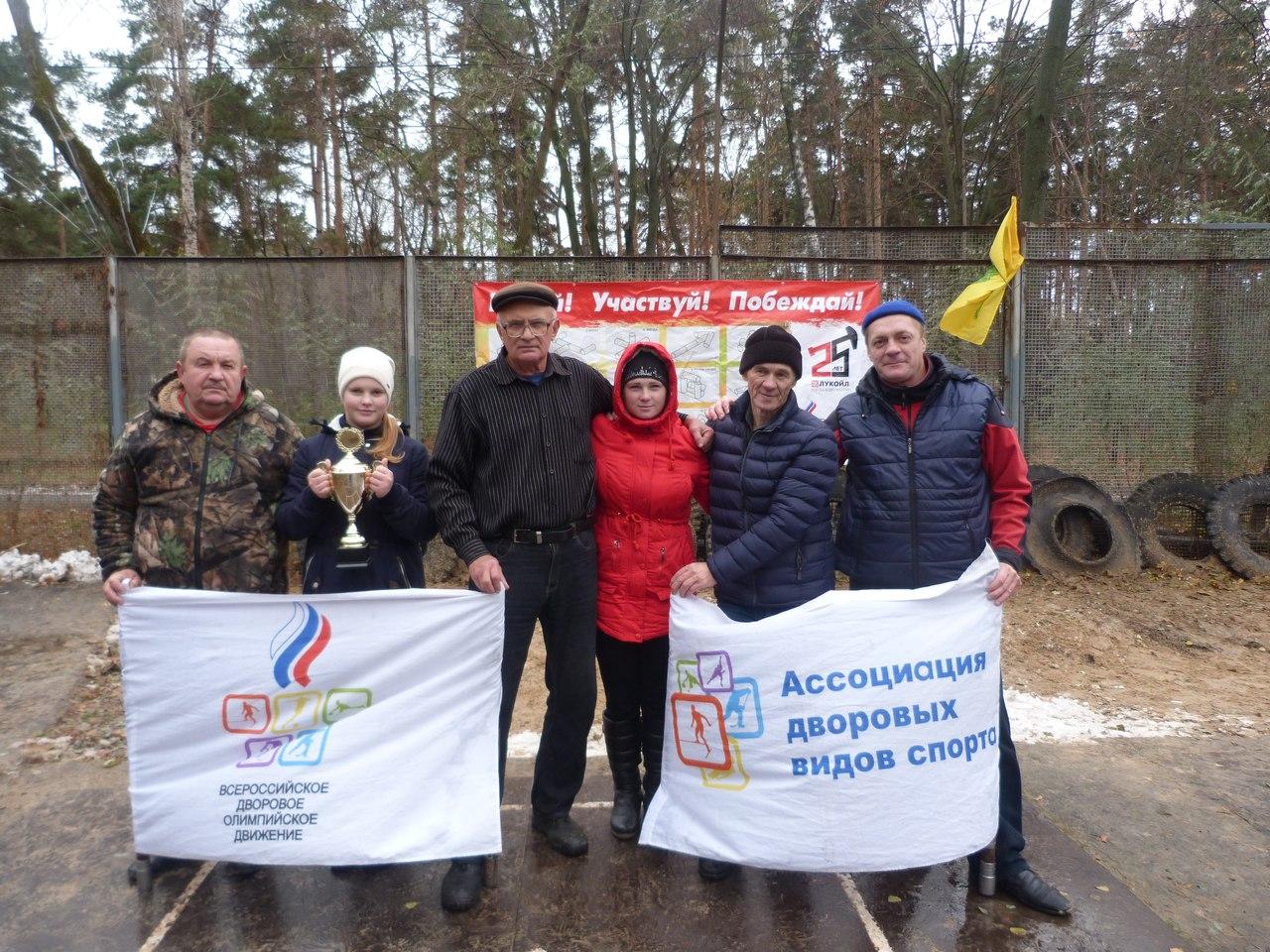 Городошники Липецкой области сыграют товарищеский матч с воронежскими городошниками