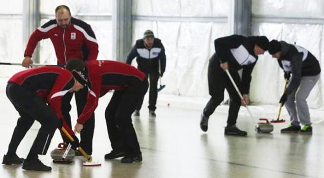 Спортсмены из Хакасии не пропустят фестиваль керлинга