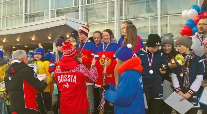 Девушки из Елизаветино завоевали путёвку в Москву