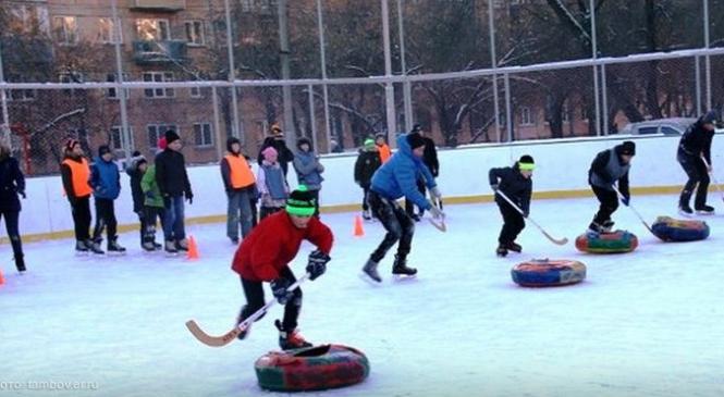 Тамбовщина поддержит акцию «Всероссийский день зимнего дворового спорта»
