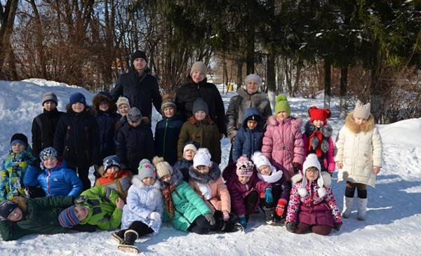 Пензенская область — День Зимних видов спорта