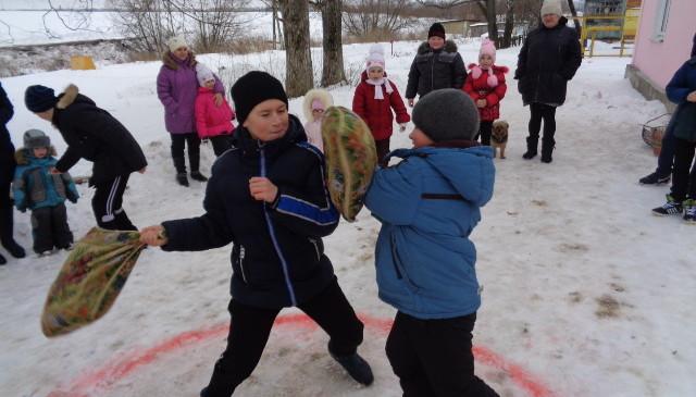 В Зубовке соревновались школьники (Тульская область)