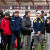 Актеры фильма «28 панфиловцев» приняли участие в турнире дворовых команд в Химках