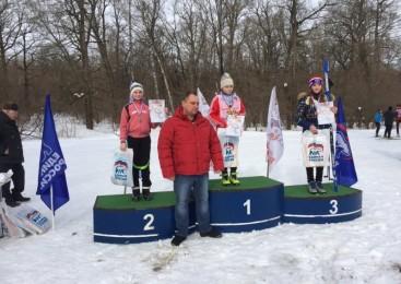 Более 150 туляков приняло участие в «Косогорской лыжне»
