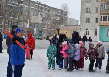 В Кирове прошла акция «Всероссийский зимний день дворового спорта»