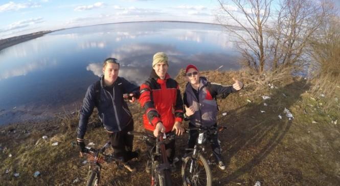Липецкие велосипедисты обкатывают маршруты на лето