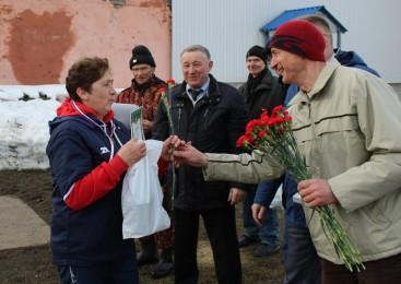 Женщины и городки: «Весенние ласточки» на Кубке мэра Лебедяни по городкам