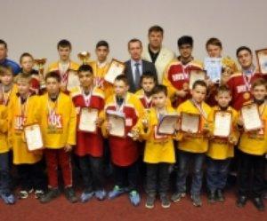Дворовый спорт в Нижегородской области. Награждения