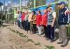 Турнир по городошному спорту среди жителей районов города Новосибирска