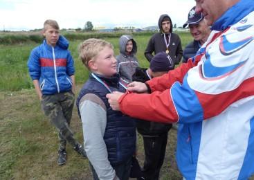 Олег Алипов — лидер Юношеской дворовой лиги Липецка после первого круга