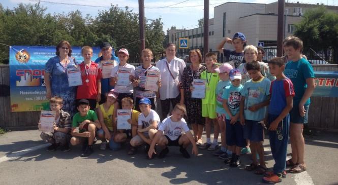 Организованы соревнования по городошному спорту МБУ «Спортивный город» в Новосибирске