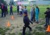 Соревнования по городошному спорту среди жителей ТОС » Восточный» г. Новосибирск