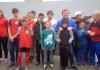 Открытый чемпионат в Новосибирске по городошному спорту