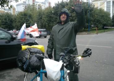 Нодар Беридзе в Липецке