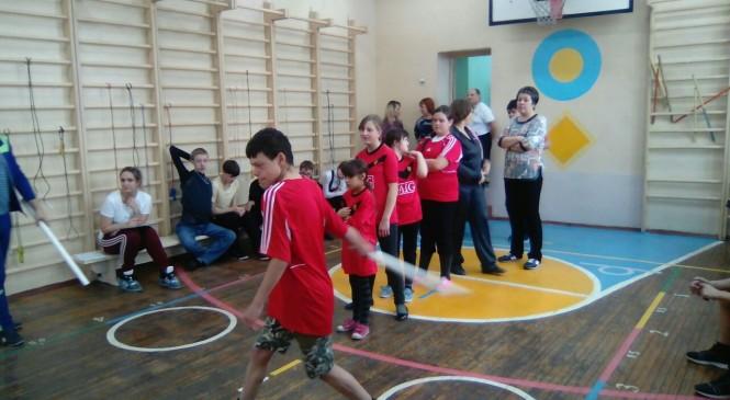 Городошный спорт в Декаду инвалидов!!!