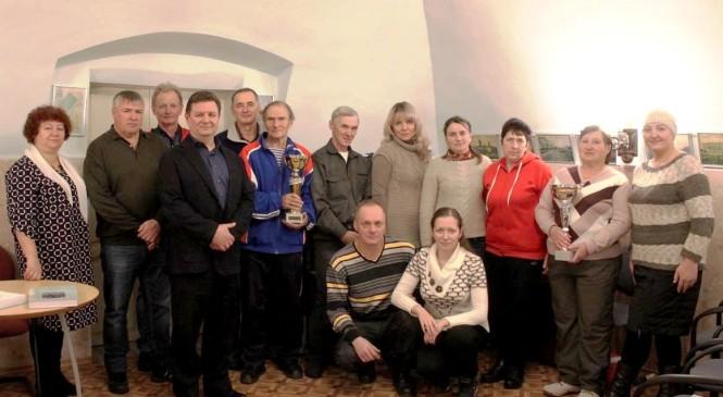 Презентация «Истории городошного спорта» прошла в Лебедяни на Городошном Собрании Липецкой области