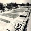 Городошный спорт в современной России: городошный Сталинград у стен Петропавловской крепости, 1999