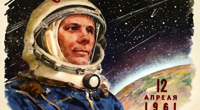 Из истории игры в городки. Советские космонавты и городошный спорт