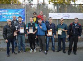 Городошный турнир подразделений НЛМК (в рамках спартакиады)