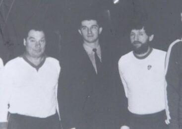 Из истории городков: личный чемпионат России 1996 года по городошному спорту