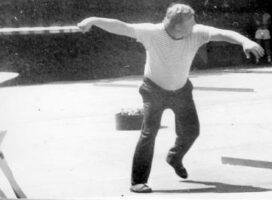 Из истории городков: личный чемпионат СССР 1988 года по городошному спорту