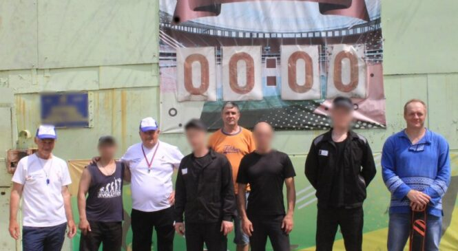 Липецкие городошники укрепляют взаимодействие с УФСИН региона