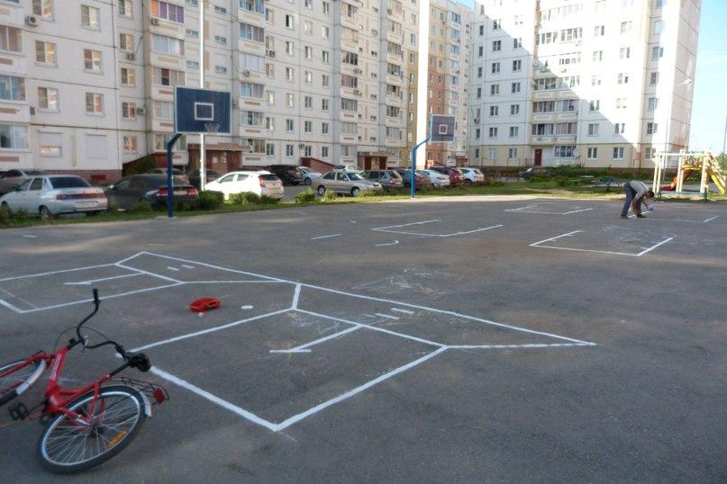 На улице Лутова в городе Липецке пройдёт семинар по городошному спорту для жителей микрорайона