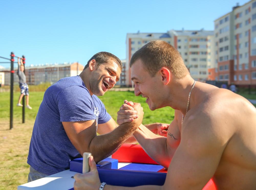 Дворовый спорт идёт в народ: опыт Ненецкого автономного округа