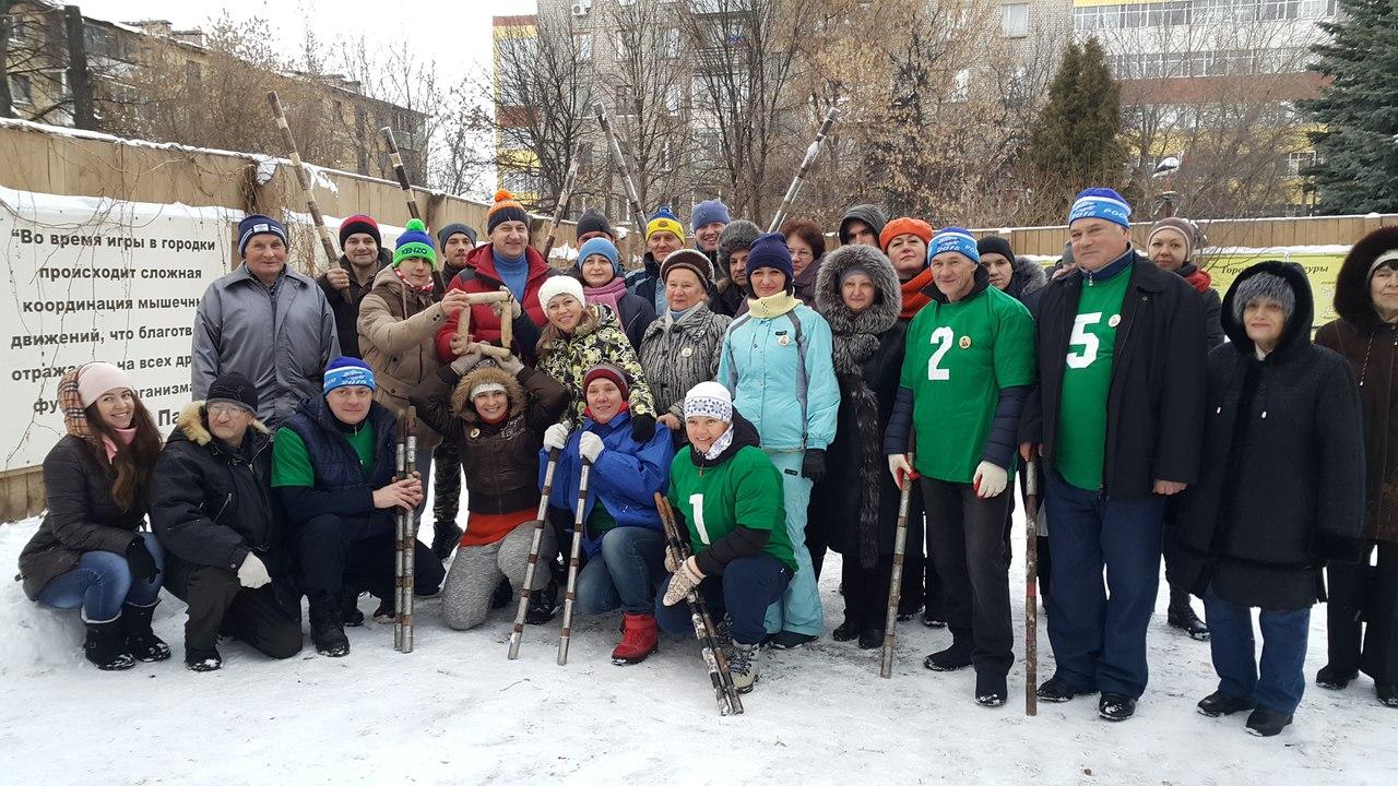 Первый Кубок Ивана Петровича Павлова по городошному спорту из Рязани — у липчан и рязанок