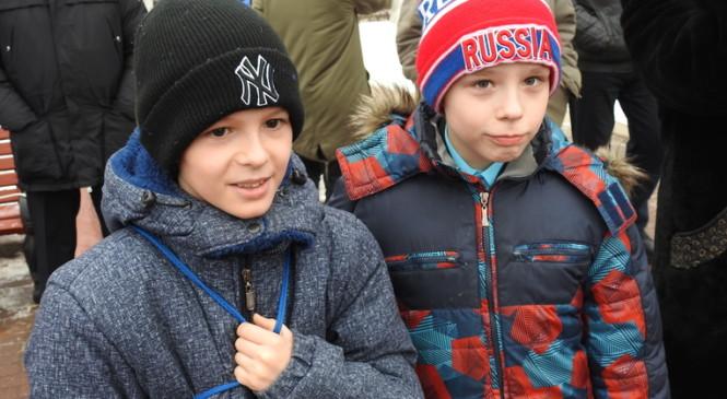 Дети в Люберцах примут участие в игре-квесте 4 февраля