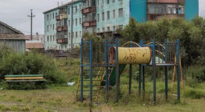 Дворовым игровым площадкам в Липецке хотят найти хозяина