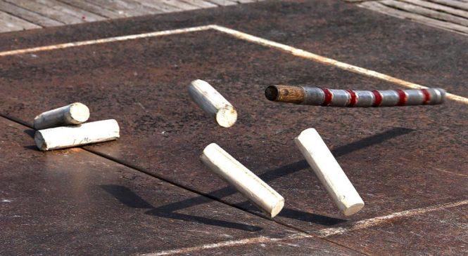 Итоги соревнований по городошному спорту