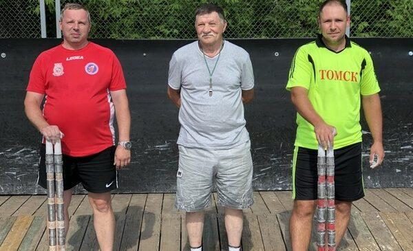 Городошный спорт сегодня: итоги личного чемпионата России 2018 года среди мужчин